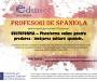 Căutăm profesori de spaniolă pentru un proiect Erasmus+